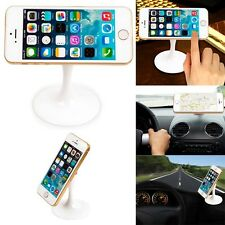 360° Mount Suction Cup Magnet Cell Phone Car Holder For GPS iPhone Tablet PC