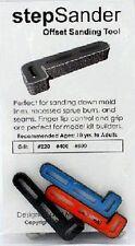 Hobby Stix 500  Offset Sanding Tools (3 diff grits/Bag)