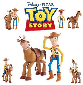 Disney Pixar Toy Story 4 Woody & Bullseye Adventure Pack Figures Playset Age 3+