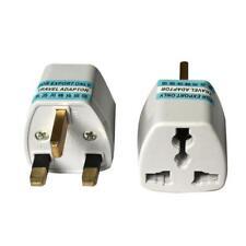 Universal EU/US/AU to UK - AC Travel Power Plug Charger Adapter Converter
