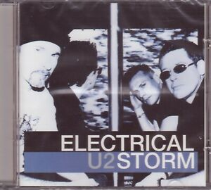 U2 – Electrical Storm. CD Single. Mint. Sealed