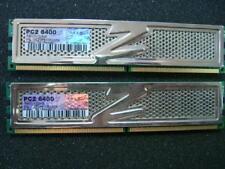 OCZ Platinum Edition 2 GB (2x1GB) OCZ2P8002GK 240pin DDR2-800 PC2-6400   #2072