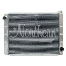 Northern 209676 Universal Aluminum Radiator GM Chevy 19 x 27.5 Race Pro