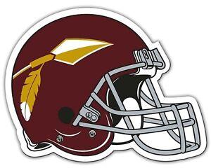 Washington Redskins NFL Throwback Logo Licensed Car / Truck Magnet Bright Colors