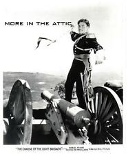 ERROL FLYNN CHARGE OF THE LIGHT BRIGADE WARNER BROTHERS FILM STILL #8