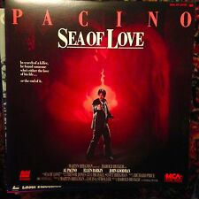 Sea Of Love / Pacino -  Laserdisc  Buy 6 For Free Shipping