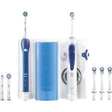 Oral-B cura bocca-Center SMART 5000 spazzolino elettrico Oxyjet BOCCA DOCCIA NUOVO