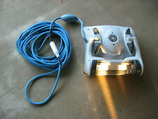 Used Maytronics Dolphin DX4 Robotic In-Ground Pool Cleaner with 40' Cord