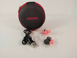 MPOW Case, Charger, Earbud Covers.  NEW!!!