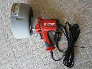 RIDGID K-45 Drain Cleaning Power Unit
