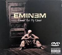 Eminem DVD Single Cleanin' Out My Closet - Europe (EX/EX)
