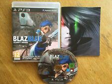 BlazBlue Calamity Trigger - Jeu complet - PS3 - PAL