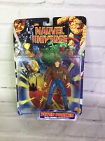 VTG ToyBiz Marvel Universe Peter Parker Action Figure Toy 1997 Spider-Man NEW