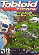 Tabloid Tycoon (PC CD-ROM, 2005)