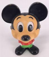 Vintage 1976  Mickey Mouse Pull String Talking Toy Walt Disney Mattel Talking