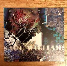 SIGNED Saul Williams - Martyrloserking [New CD] Explicit