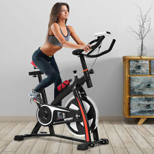 Costway Indoor Stationary Exercise Bike Cycling Cardio Home Fitness Adjustable