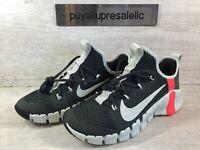 Men's Nike Free Metcon 3 Cross Training Shoes. Dark Smoke Grey CJ0861-060 Sz 8.5