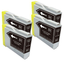 4 BLACK Ink Cartridge for Brother LC51BK MFC 440CN 465CN 665CW 685CW 845CW