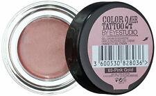 Maybelline Color Tattoo 24Hr Eye shadow NO 65 Pink Gold new sealed