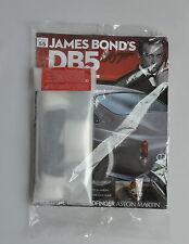 JAMES BOND 007 - ASTON MARTIN DB5 - 1:8 SCALE BUILD - GOLDFINGER - CAR PART 55