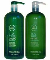 Paul Mitchell Tea Tree Color Shampoo & Conditioner 33.8oz Duo Pack Liters