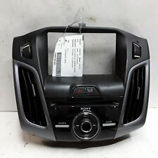 12 13 14  Ford Focus Sony radio control panel OEM BM51-18835-DAW