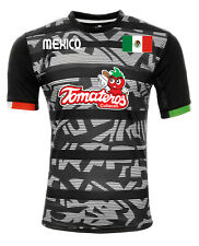 Jersey Mexico Tomateros de Culiacan 100% Polyester BlackGrey_Made in Mexico