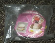 1987 Robot McDonalds Changeable Happy Meal Toy - Egg McMuffin Sandwich