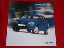 LADA 1117 1118 1119 Prospekt von 2006