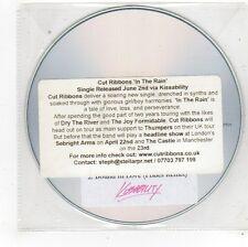 (FS603) Cut Ribbons, In The Rain - DJ CD