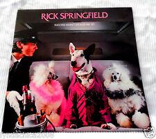Vintage RICK SPRINGFIELD RECORD 1982