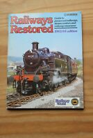 RAILWAYS RESTORED 1983/84 EDITION IAN ALLEN