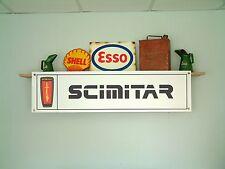 Reliant Scimitar workshop garage pvc banner sign.GT SE4 GTE SE5, SE6, SE8, GTC