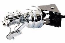 66-77 Ford Bronco Chrome Master Cylinder, Booster & Proportioning Valve Kit