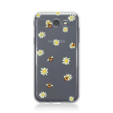 Étuis, housses et coques avec clip Samsung Galaxy J en silicone, caoutchouc, gel pour téléphone mobile et assistant personnel (PDA)