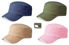 Chapeaux pour fille de 2 à 16 ans en 100% coton