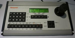 Honeywell HEGS5BLX PTZ CCTV CONTROLLER KEYBOARD JOYSTICK