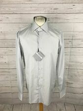Mens ALESSANDRO GHERARDI Shirt - 16.5/42 - Striped - Great Condition
