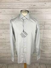 Mens ALESSANDRO GHERARDI Shirt - 16.5/42 - Striped - Great Condition