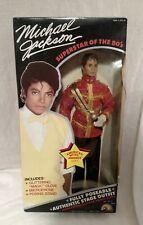 "12"" Michael Jackson Doll American Music Awards Outfit Poseable Figure 1984 NIB"