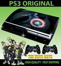 Cover e adesivi brillante PlayStation 3 - Original in vinile per videogiochi e console
