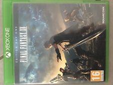 jeu xbox one final fantasy 15