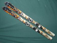 Dynastar Legend SULTAN 85 Skis Mid-Fat All-Mtn 158cm w/ Salomon s912 Bindings ❆