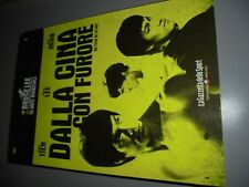 DVD DALLA CHINA CON FURORE N°1 BRUCE LEE ARTES MARCIALES REVISTA DE DEPORTE