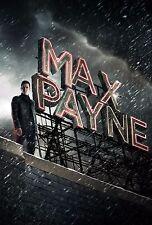 Max Payne Movie Poster 18'' X 28'' ID:1