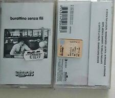 Edoardo Bennato Burattino Senza Fili Mc Cassette Tape Sealed