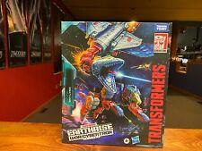 2021 Transformers War Cybertron Earthrise SKY LYNX Commander WFC-E24 Figure NIB