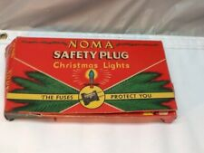 NOMA Safety Plug Box. No Lights But Contains 2 Fuses