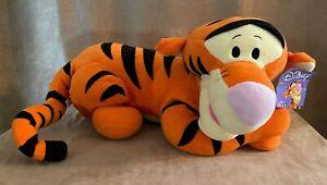 "Disney 24"" Tigger Plush Stuffed Animal Fisher-Price Toys R Us Winnie the Pooh"
